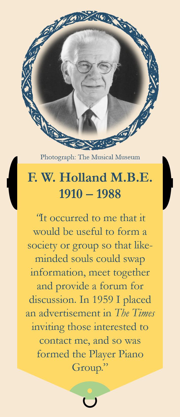 Frank Holland